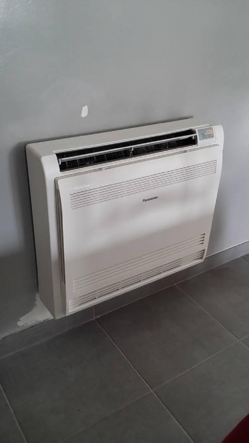 pompe à chaleur Monosplit Console Basse