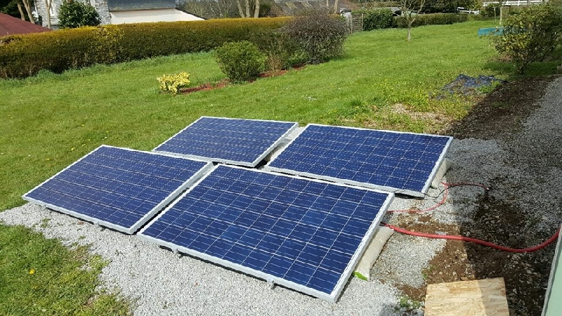 Site Autonome Photovoltaique